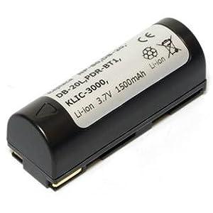 MyBattery HQ+ FUJI NP-80互換バッテリー【1500mAh】 MBH-NP-80 Plus