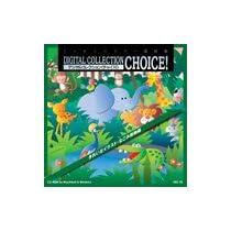 Digital Collection Choice! きれいなイラストなごみ動物編