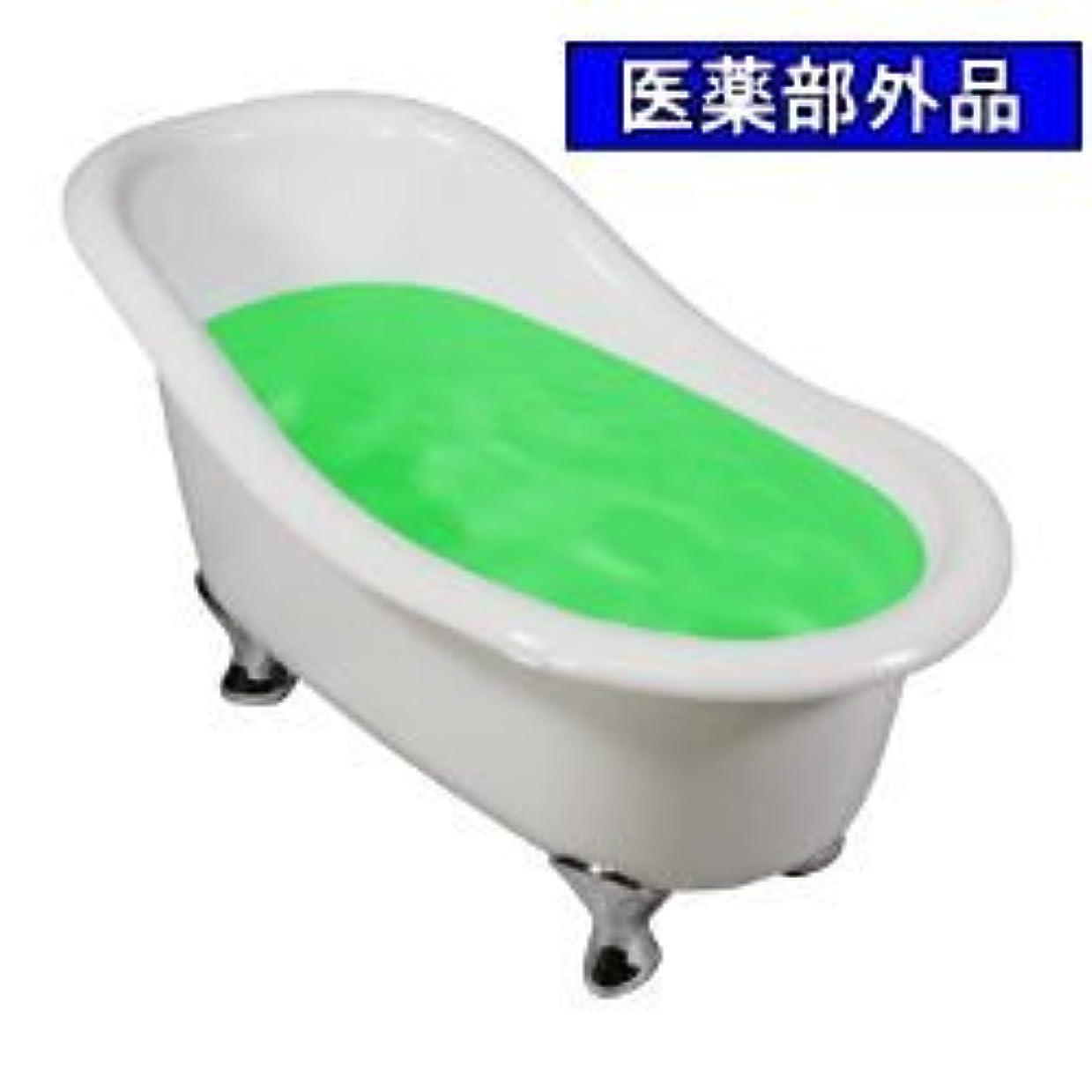 インフラ悪化させる教育する業務用薬用入浴剤バスフレンド 青リンゴ 17kg 医薬部外品
