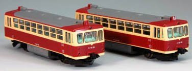 Nゲージ キハ01形レールバスセット2両