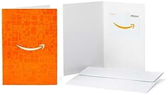 Amazonギフト券 グリーティングカードタイプ - 1,000円(アマゾンスマイル)