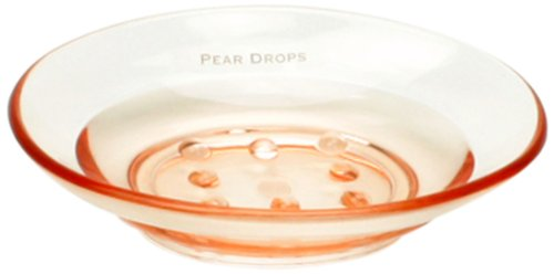 PearDropsソープトレー/ ピンク 142x35x105mm