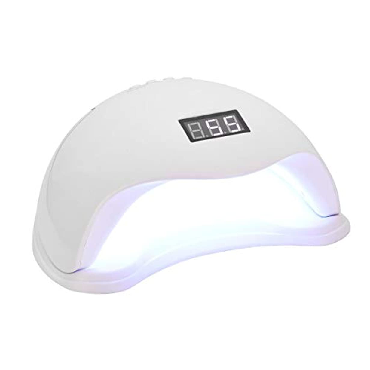 意識的ビーチシアーIntercorey女性ネイル器具ネイルランプ新しいネイル光線療法機新しいSunone 24LED 48W Uvledネイルランプツール