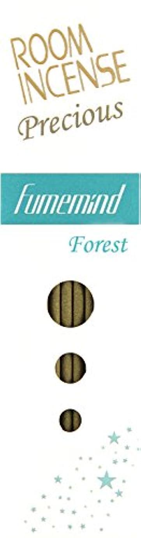 ベンチャーアラーム規定玉初堂のお香 ルームインセンス プレシャス フュームマインド フォレスト スティック型 #5506