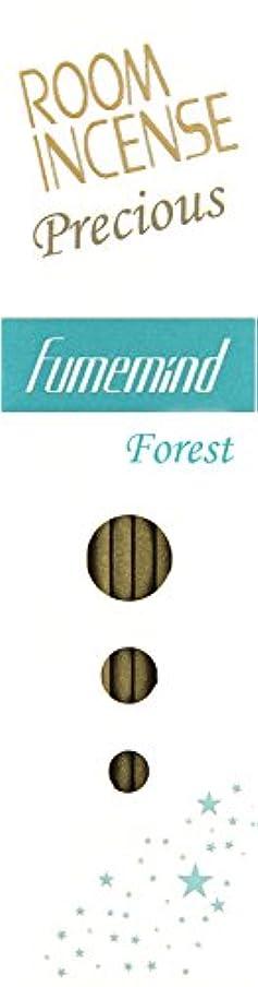 ポケット推測批判的に玉初堂のお香 ルームインセンス プレシャス フュームマインド フォレスト スティック型 #5506