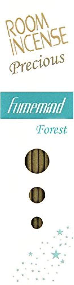 ワイド貴重なまろやかな玉初堂のお香 ルームインセンス プレシャス フュームマインド フォレスト スティック型 #5506