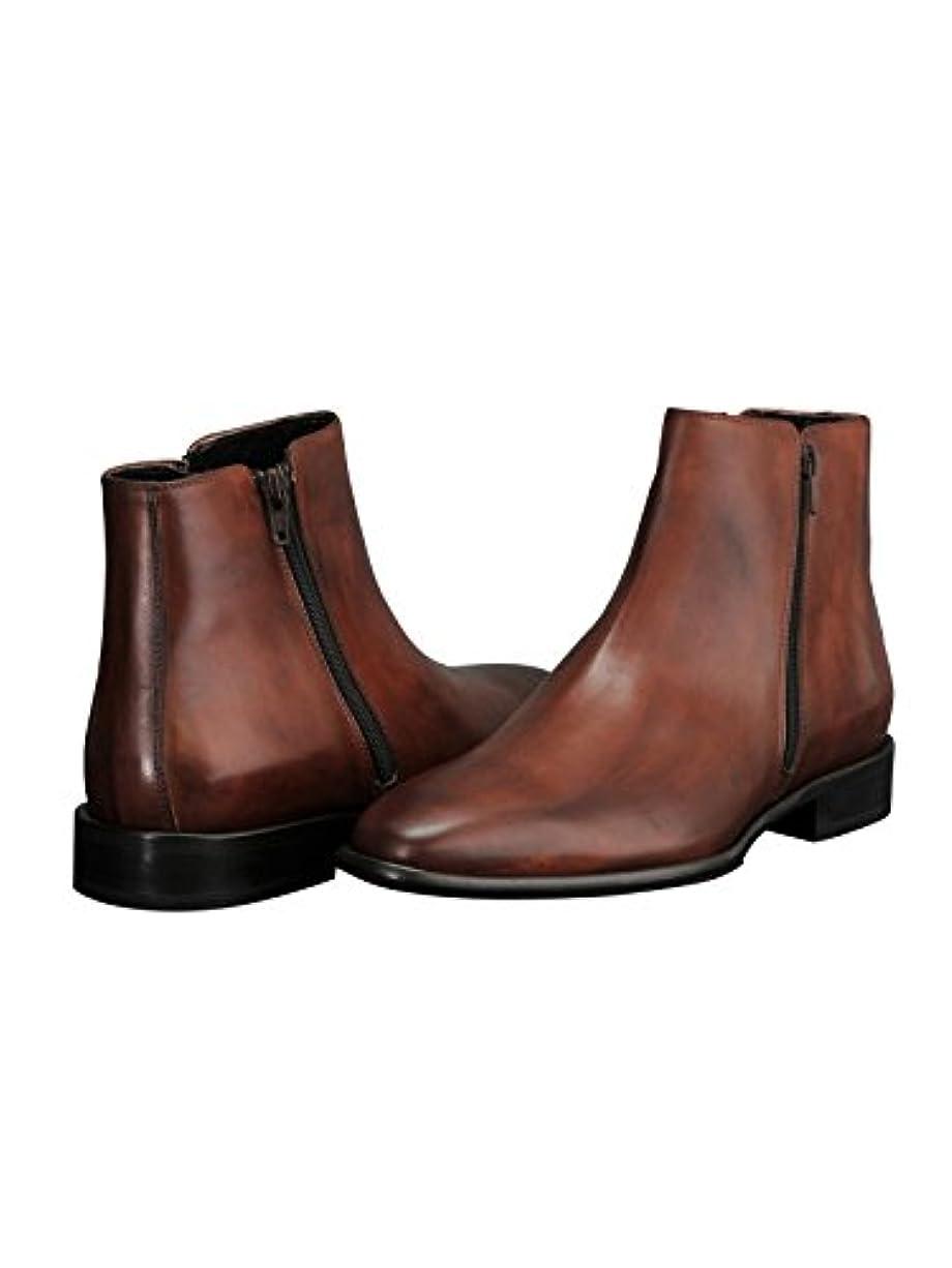 クリーナー格差錆び(プレディビーノ) Predibino H399 Onice Boot メンズ ブーツ ライトブラウン 正規取扱店 イタリア製
