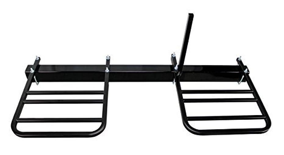 自由インゲン中毒Quick Products QPRBM2R RV Bumper-Mounted 2-Bike Rack [並行輸入品]