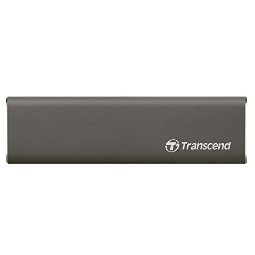 Transcend USB3.1 Type-C対応 ポータブル SSD StoreJet for Mac 240GB 3年保証 TS240GSJM600