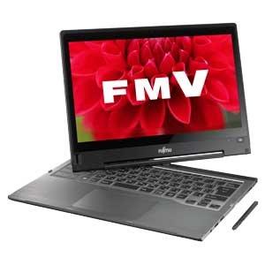 富士通 ノートパソコン FMV LIFEBOOK TH90/T(タッチパネル対応)(Office Home and Business Premium搭載) FMVT90T