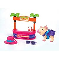 Teacup Piggies Refreshment Stand Playset Spring Release