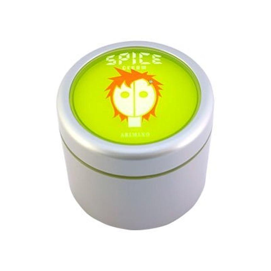 りんごお茶マイクロプロセッサ【アリミノ】スパイスクリーム ハードワックス 100g