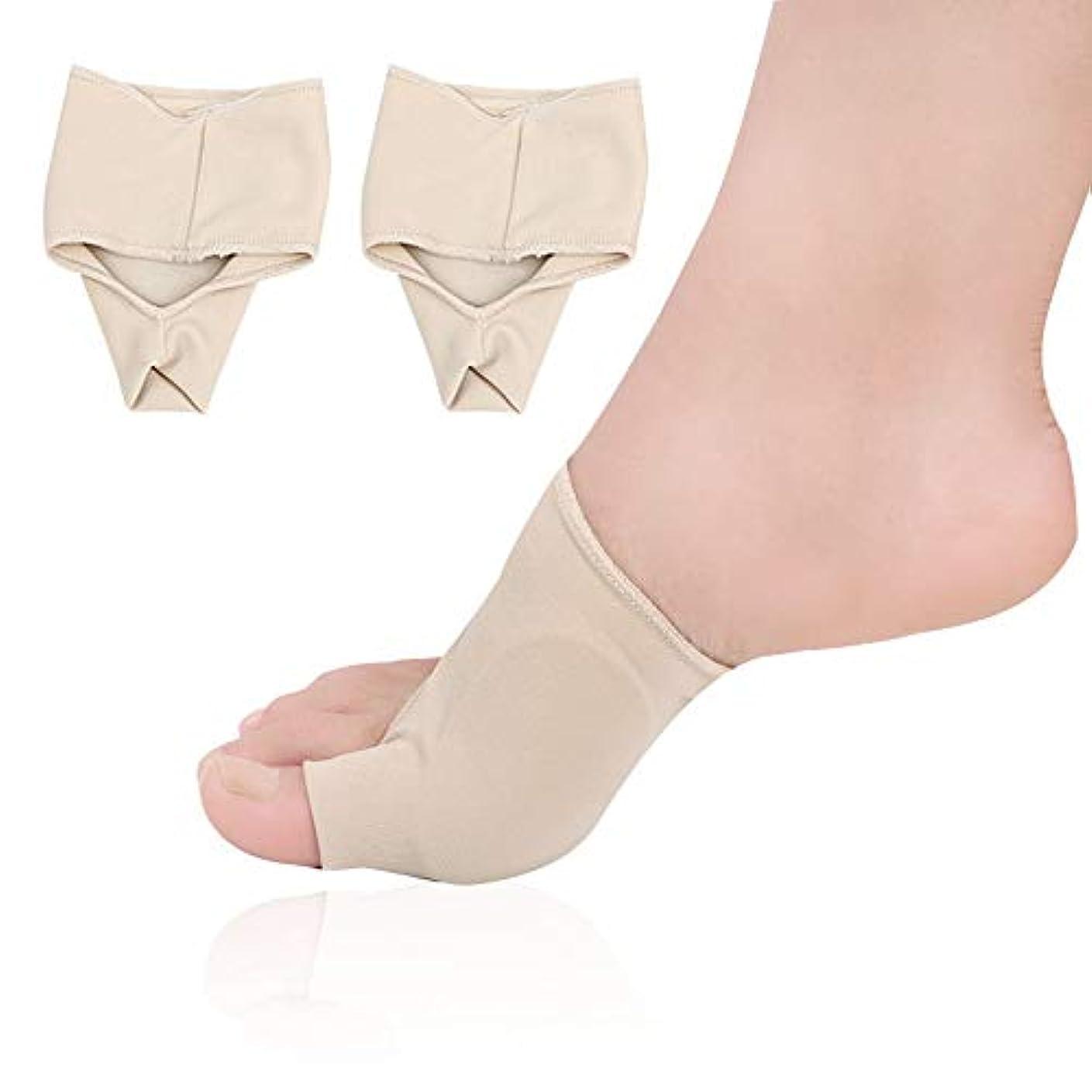 懐疑論ページェントよろしくつま先矯正靴下ケアつま先防止重複伸縮性の高いダンピング吸収汗通気性ライクラSEBS布,5pairs,L