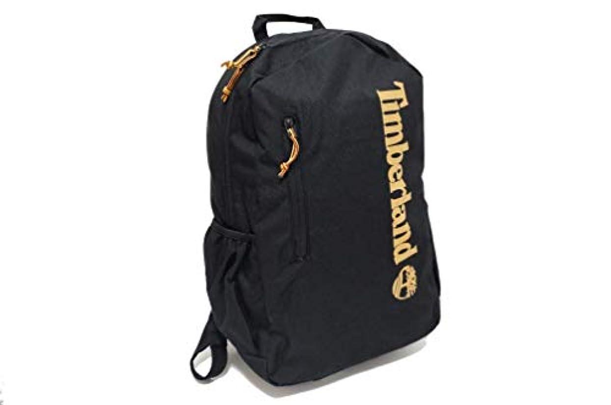 動物再現する分類する[Timberland] Zip Top Linear Logo Backpack TB0A1CX3001