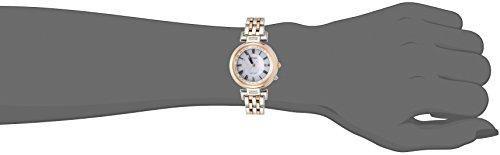 [エクセリーヌ]EXCELINE 腕時計 EXCELINE ダイヤ入りケース ソーラー電波 ワールドタイム機能 SWCW106 レディース