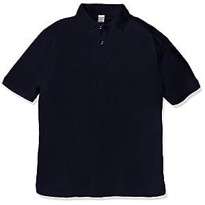 (ユナイテッドアスレ)UnitedAthle 5.3オンス ドライカノコ ユーティリティー ポロシャツ 505001 [メンズ] 086 ネイビー XXL