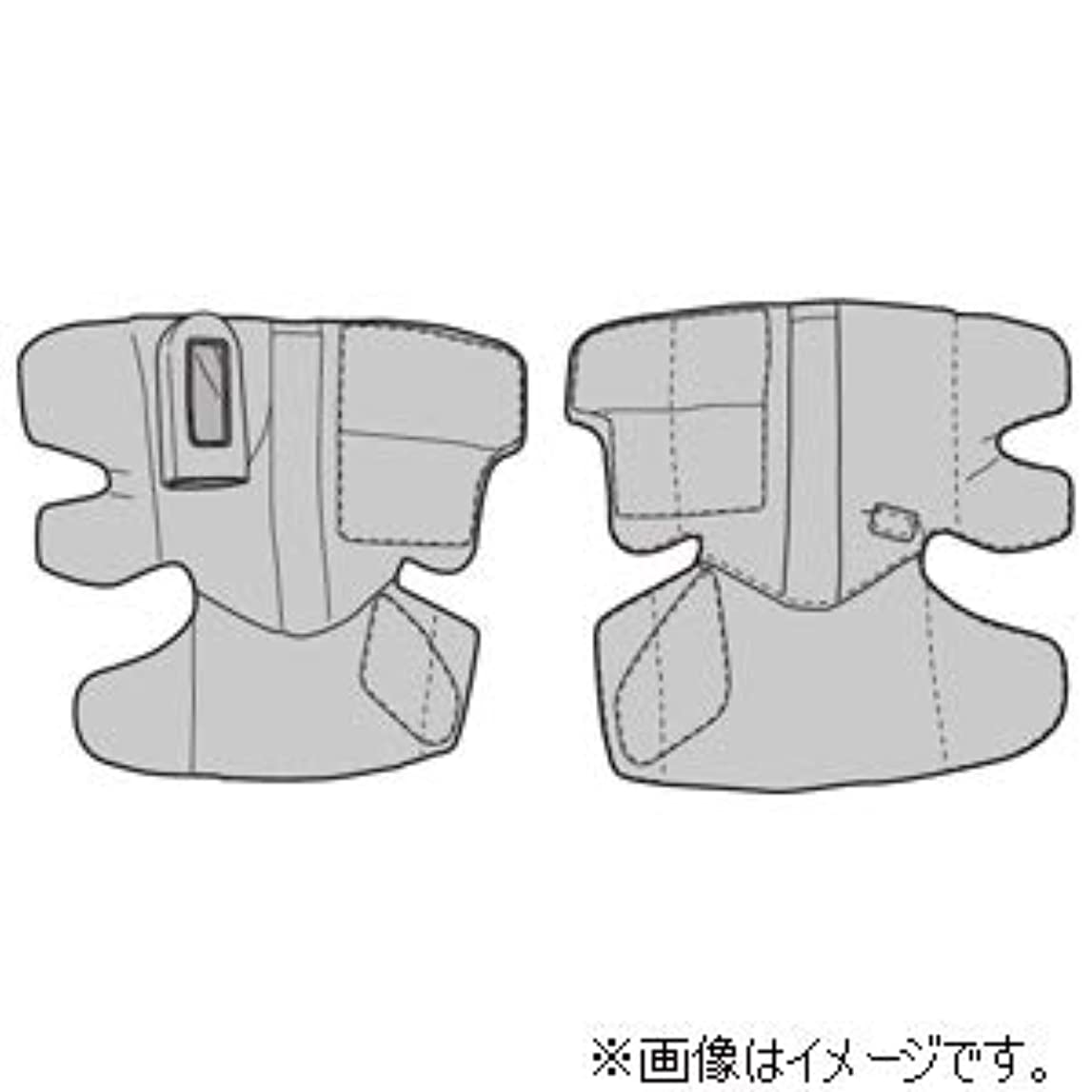 ではごきげんよう寝具可能にするオムロン エアマッサージャ用 本体カバーセット(ワインレッド)【左右×各1枚】OMRON ふわふわ生地 HM-260-COVWR