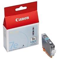 (まとめ) キヤノン Canon インクタンク BCI-7ePC フォトシアン 0368B001 1個 【×4セット】 ds-1570587