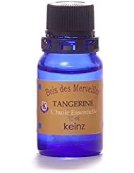 keinzエッセンシャルオイル「タンジェリン10ml」 ケインズ正規品 製造国アメリカ 圧搾法 完全無添加 人工香料は使っていません。【送料無料】