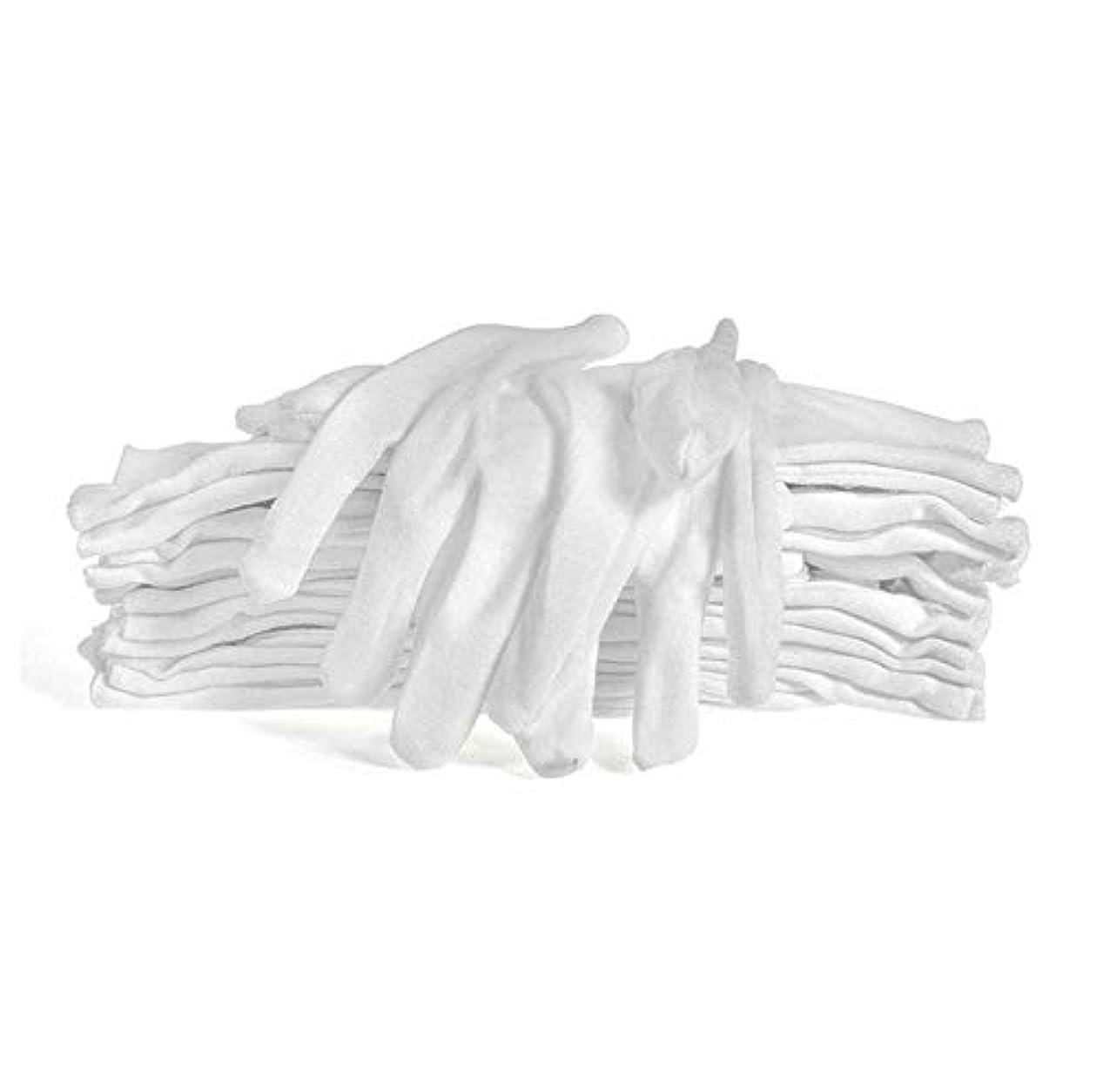 無実れんが高度12双組 コットン手袋 綿手袋 使い捨て 白手袋 薄手 お休み 湿疹手荒れ 純綿 礼装用 メンズ 手袋 乾燥肌 保湿 レディース白