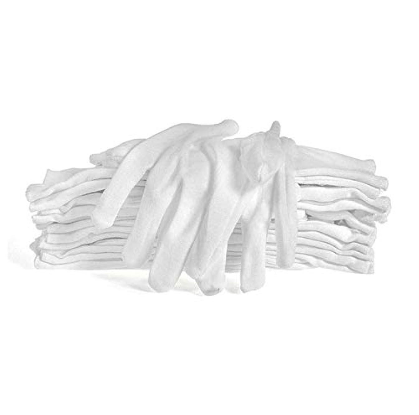 錆び不機嫌そうなエジプト12双組 コットン手袋 綿手袋 使い捨て 白手袋 薄手 お休み 湿疹手荒れ 純綿 礼装用 メンズ 手袋 乾燥肌 保湿 レディース白