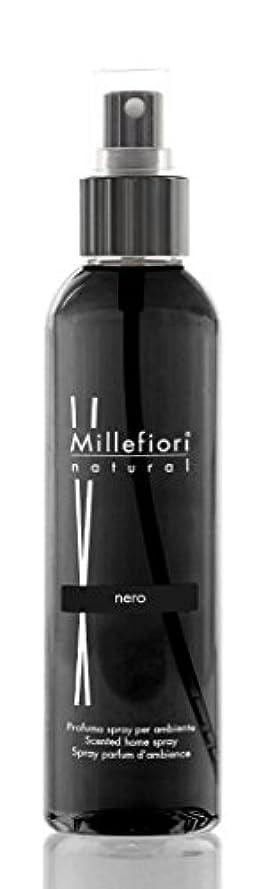 達成可能コスト富豪Millefiori ホームスプレー 150ml [Natural] ネロ 7SRNR