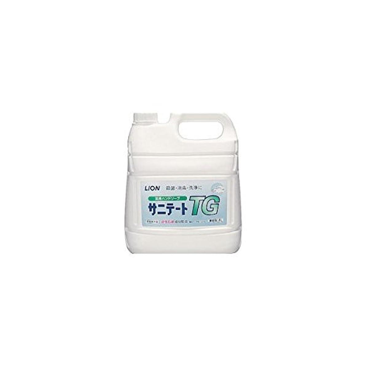精度固体共同選択業務用 サニテートTG 4L