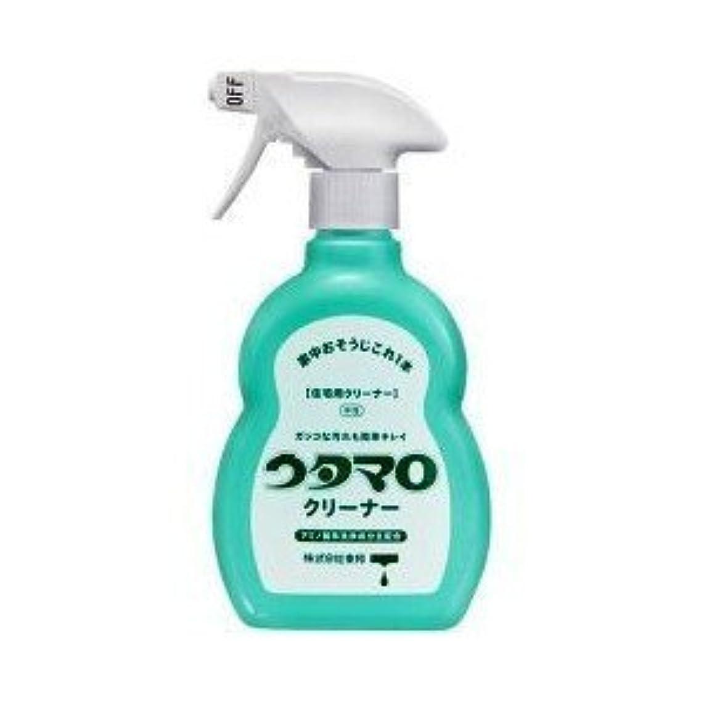 矛盾するポータル無限大ウタマロ クリーナー 400ml 洗剤 住居用 アミノ酸系洗浄成分主配合 さわやかなグリーンハーブの香り