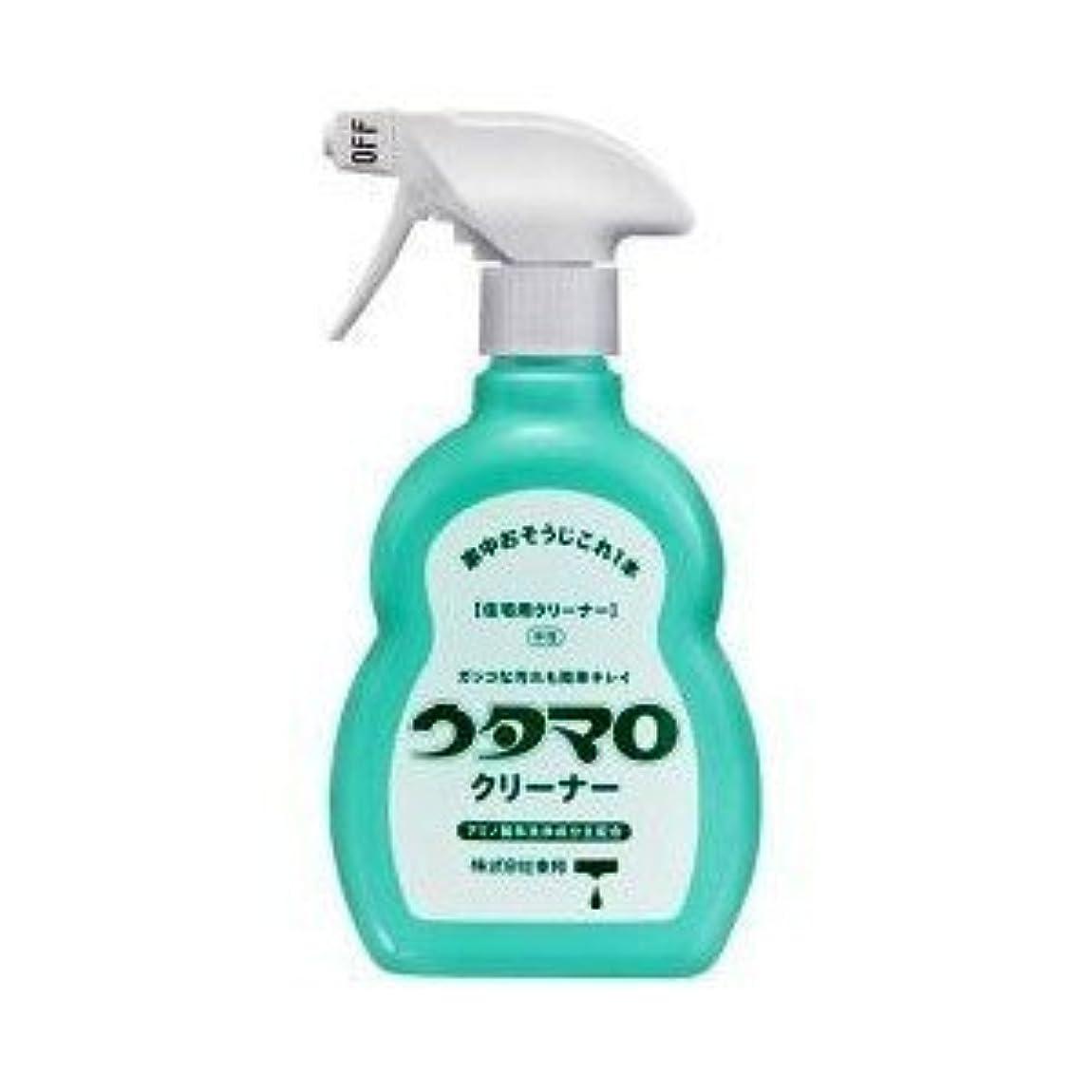 推測するブランチ嫌なウタマロ クリーナー 400ml 洗剤 住居用 アミノ酸系洗浄成分主配合 さわやかなグリーンハーブの香り