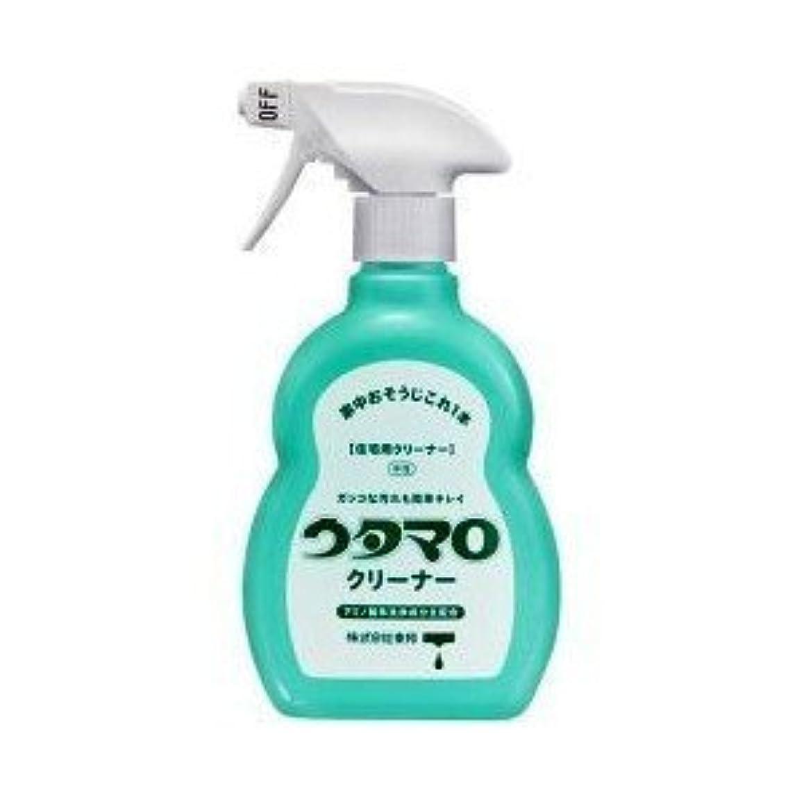 中級十分な現実にはウタマロ クリーナー 400ml 洗剤 住居用 アミノ酸系洗浄成分主配合 さわやかなグリーンハーブの香り