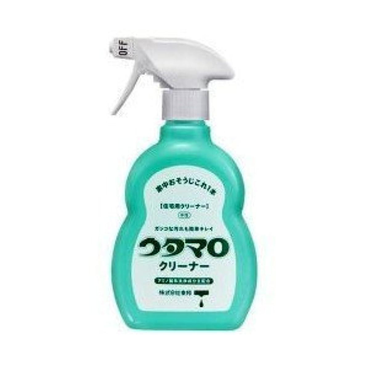 スケジュールにはまってボランティアウタマロ クリーナー 400ml 洗剤 住居用 アミノ酸系洗浄成分主配合 さわやかなグリーンハーブの香り