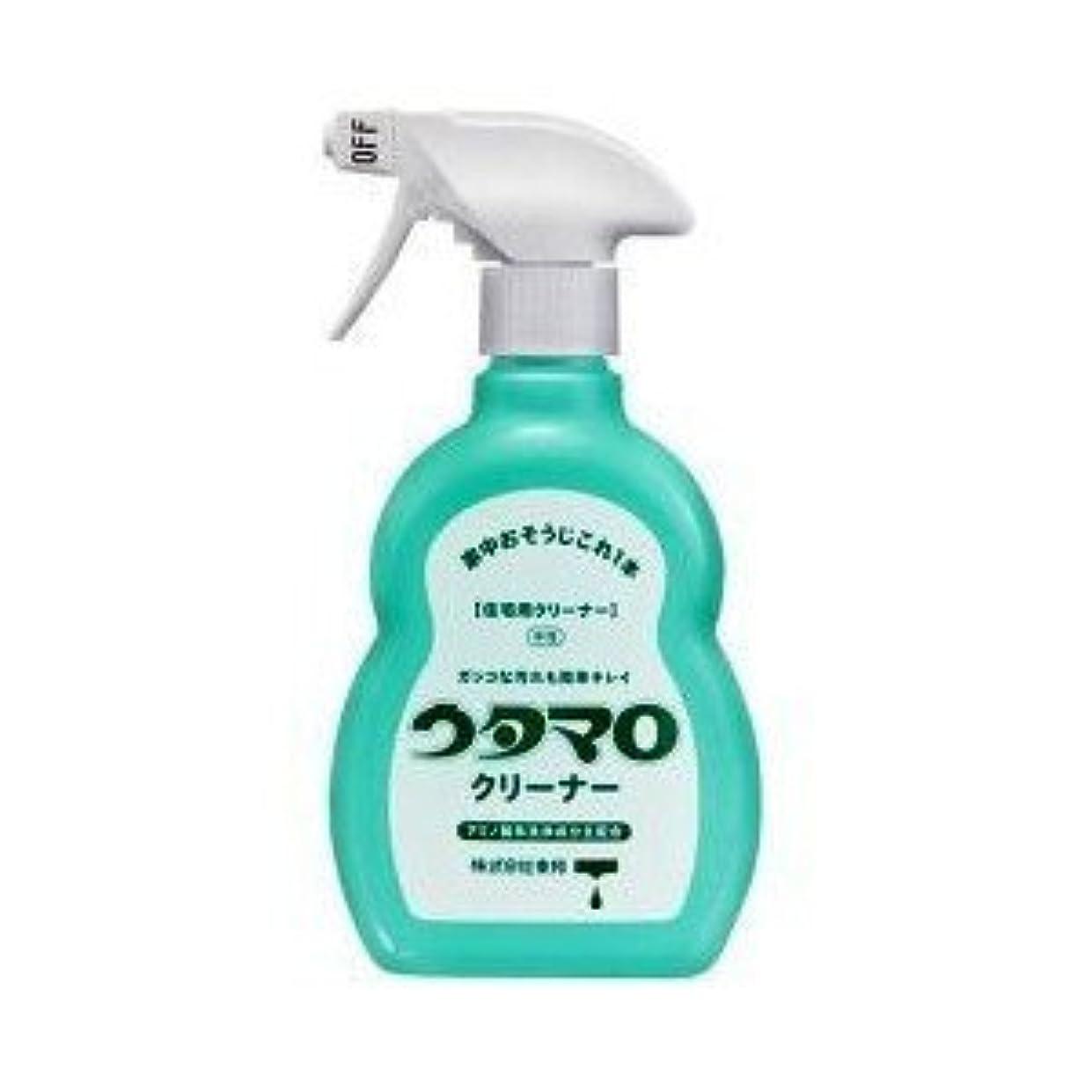 議題わがまま土地ウタマロ クリーナー 400ml 洗剤 住居用 アミノ酸系洗浄成分主配合 さわやかなグリーンハーブの香り