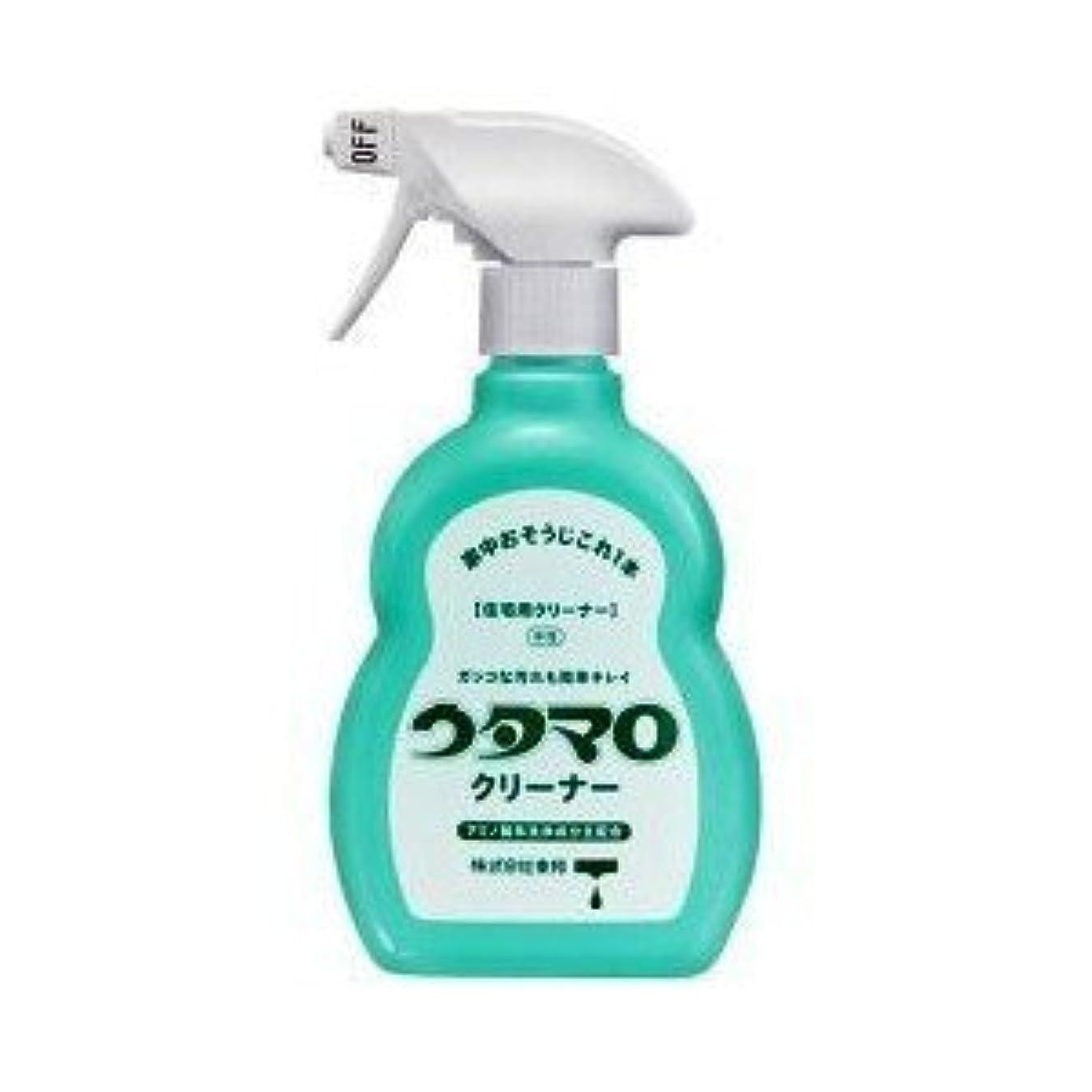 とても幾分電池ウタマロ クリーナー 400ml 洗剤 住居用 アミノ酸系洗浄成分主配合 さわやかなグリーンハーブの香り