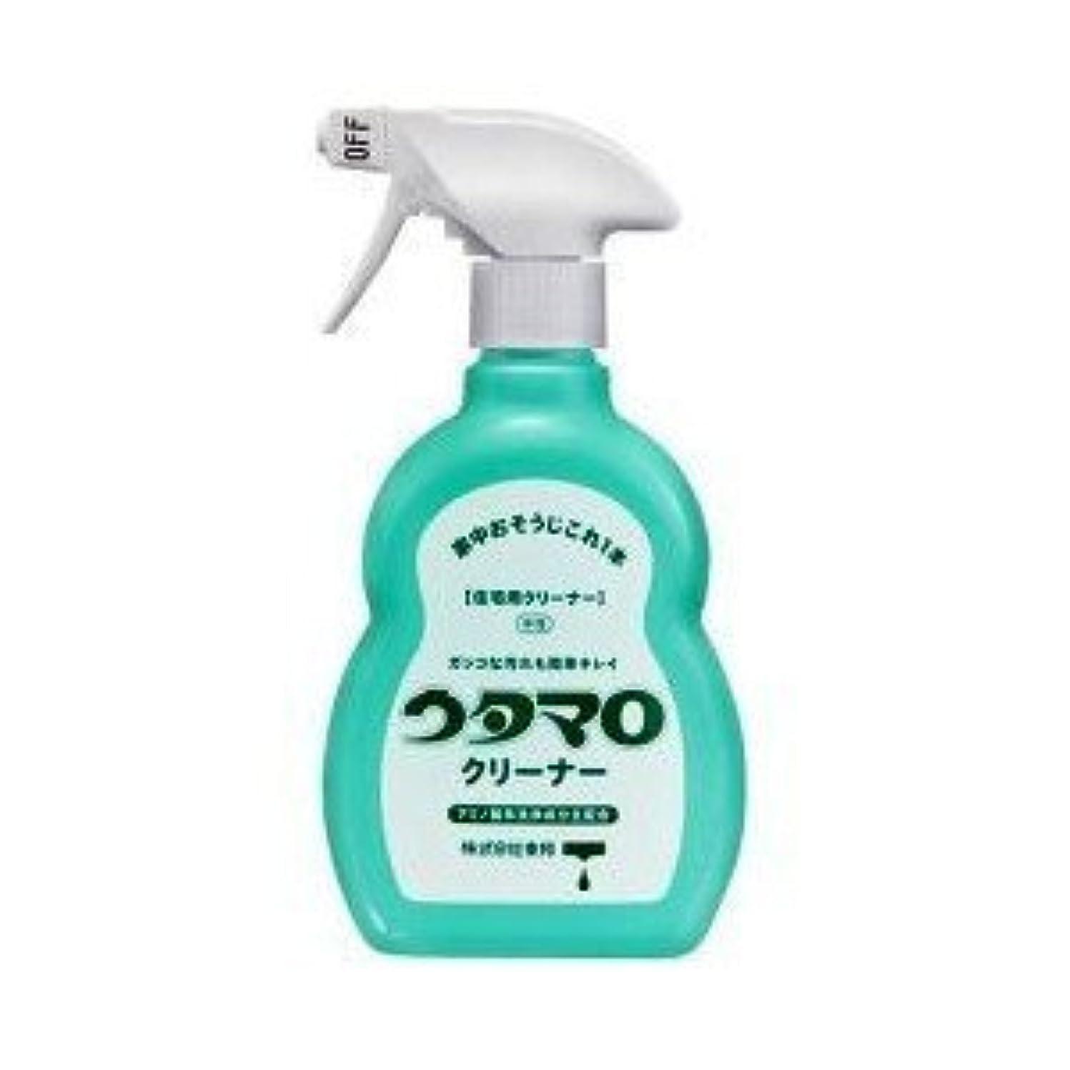単なるスパークタイルウタマロ クリーナー 400ml 洗剤 住居用 アミノ酸系洗浄成分主配合 さわやかなグリーンハーブの香り