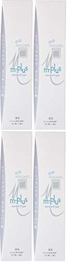フライト愛情対立【まとめ買い】APAGARD(アパガード) Mプラス 【医薬部外品】 125g×4個