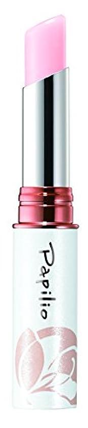 子豚区画ハッピーパピリオ(Papilio) トリートメントリップエッセンスLX1(ピンク) 唇の美容液