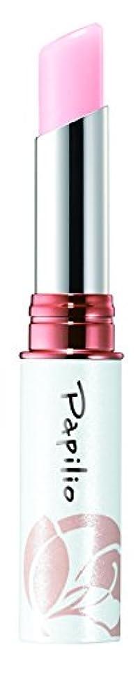 賞スクラブ名誉あるパピリオ(Papilio) トリートメントリップエッセンスLX1(ピンク) 唇の美容液