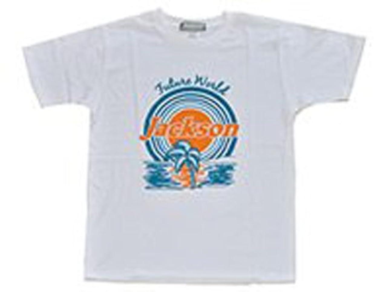 生命体インデックスアウトドアJackson(ジャクソン) Tシャツ M アイランドホワイト