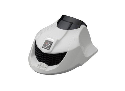 デイトナ(DAYTONA) プラズマクラスター ヘルメット専用 脱臭除菌 消臭機 DP-H1-W ホワイト 品番:75848