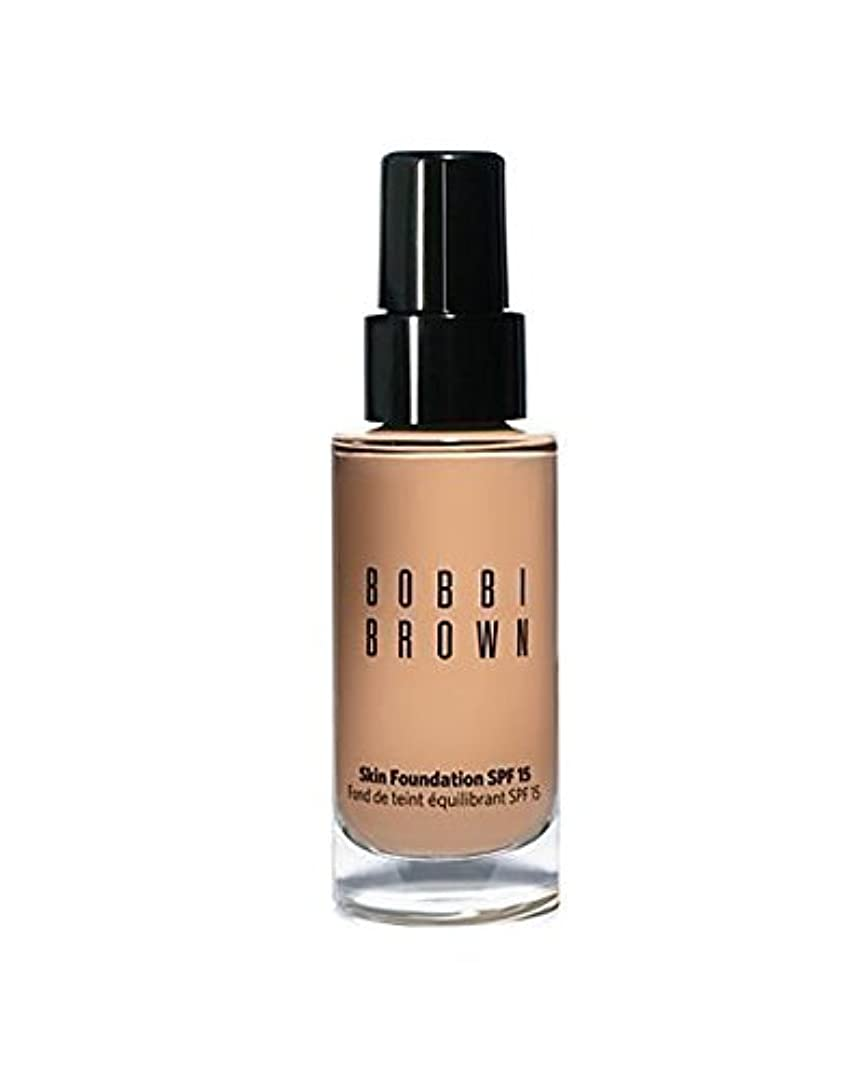 利益翻訳するエンディングボビイ ブラウン Skin Foundation SPF 15 - # 5.25 Cool Honey 30ml/1oz並行輸入品