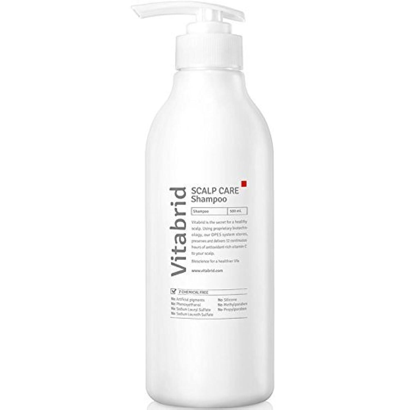 気晴らしアセンブリ花Vitabrid Scalp Care Shampoo, 20 Ounce [並行輸入品]