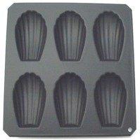 RoomClip商品情報 - Blackマドレーヌ型 シェル天板 6P