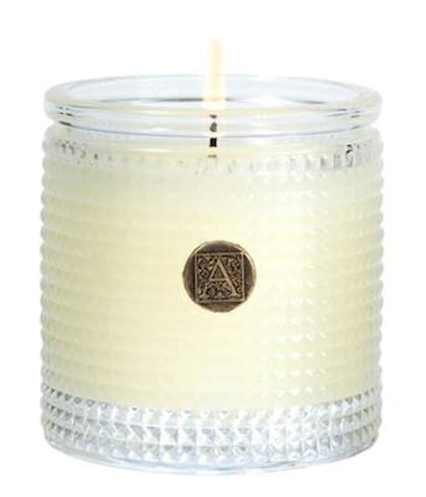 お酢失敗光沢Aromatique 5.5 Oz Candle inオレンジand Evergreen