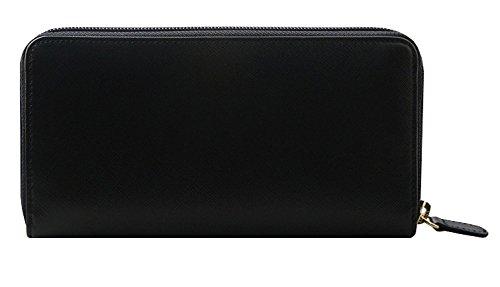 (ヴィヴィアンウエストウッド)Vivienne Westwood 長財布 5140 ラウンドファスナー財布 (ブラック/ブラック)[並行輸入品]