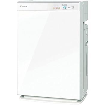 ダイキン 加湿ストリーマ空気清浄機 ACK70U-W (ホワイト)