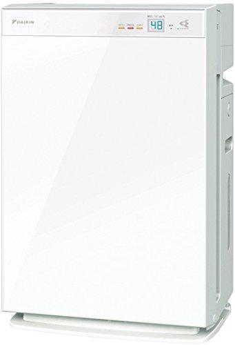 加湿ストリーマ空気清浄機 ACK70U-W(ホワイト)...
