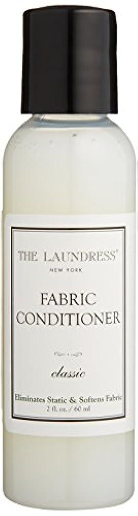 欺くコインランドリー週末THE LAUNDRESS(ザ?ランドレス)  ファブリックコンディショナー classicの香り 60ml (柔軟仕上げ剤)