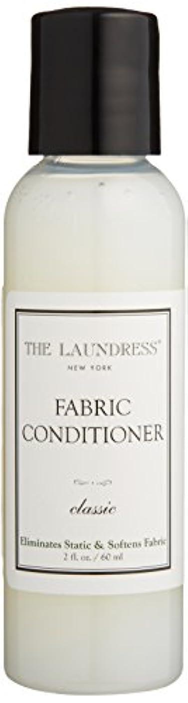 食物可能にするゆるくTHE LAUNDRESS(ザ?ランドレス)  ファブリックコンディショナー classicの香り 60ml (柔軟仕上げ剤)