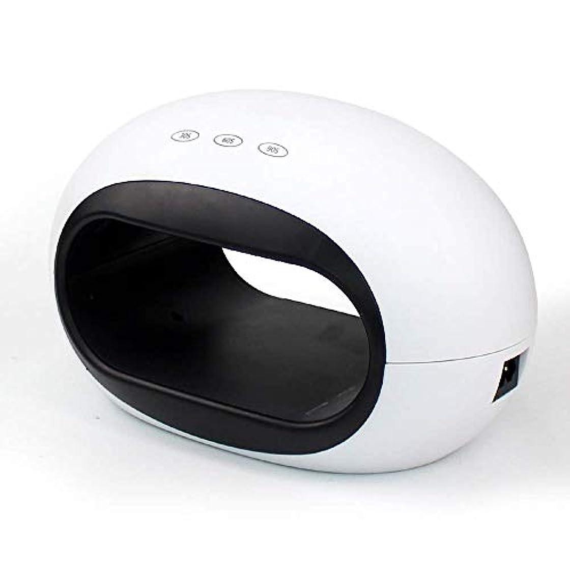 中間いとこお酢スマート光線療法の釘機械48W方法空の設計接触ボタンの隠された表示速い乾燥