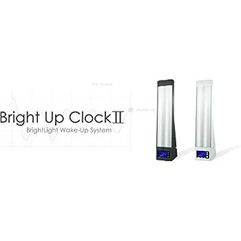 Bright Up Clock Ⅱ ブライトアップクロックⅡ ブラック